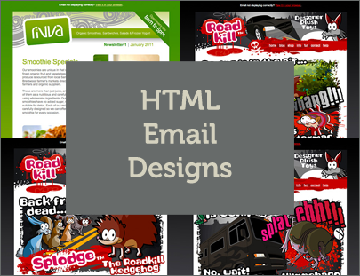HTML Email Designs