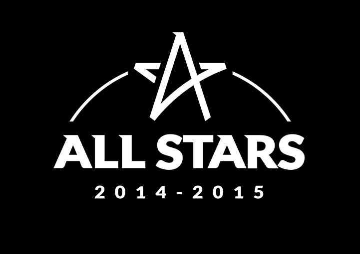 All Stars logo design