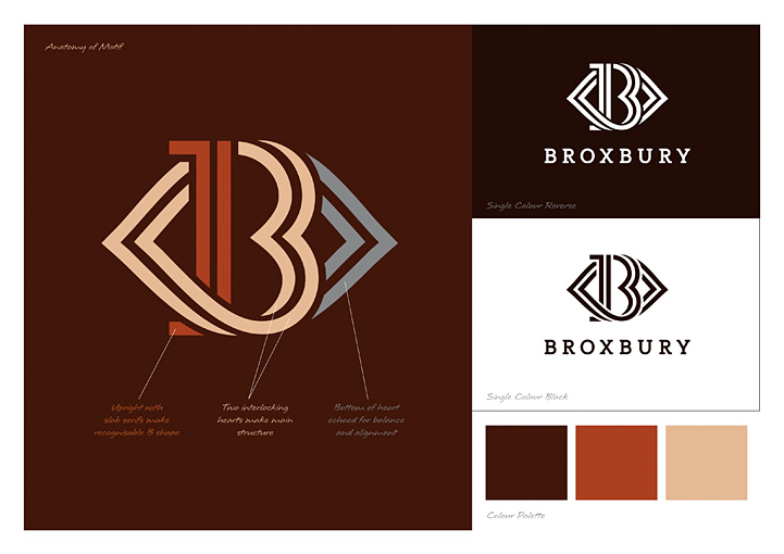 Broxbury luxury matchmaking brand variations