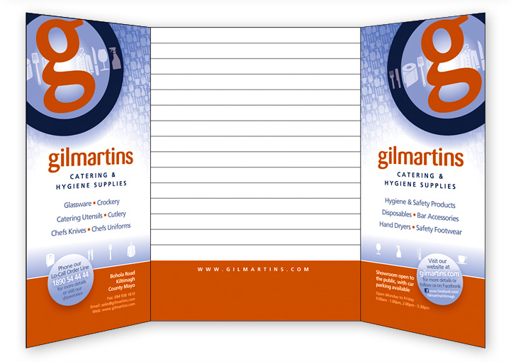 Gilmartins Pull Up Banner Stand Display Designs Kiltimagh