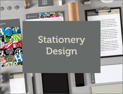 Stationery & Business Card Design